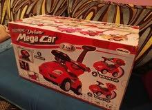 سيارة اطفال جديدة