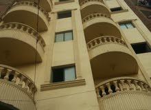 شقة 90م جاهزة استلام فورى امام مستشفي الكهرباء وبجوار موقف اتوبيس 4.5