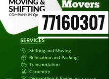 movers and packers services doha