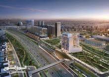 شقق علي قناة دبي المائية