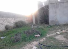 ارض مساحتها 2200 متر بوادي الربيع خلف جامع التوحيد بالقرب من سوق غوط الديس