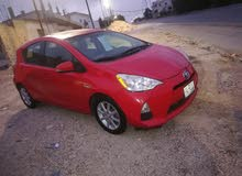 Red Toyota Prius 2012 for sale