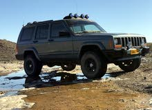 km mileage Jeep Cherokee for sale