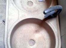 حوض مطبخ مستعمل