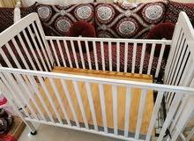 2 سرير اطفال