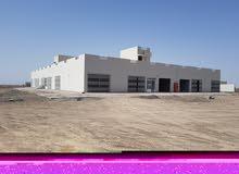 محلات صناعية كبيرة بالمنطقة الصناعية بولاية بهلاء (خميلة)