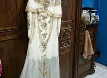فستان سهرة كويتي خامة أصلية