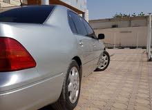 Lexus Ls 2002 Full Ultra لكزس إل أس 2002 فل ألترا