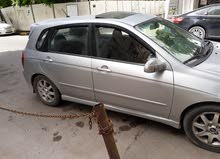 Grey Kia Spectra 2006 for sale