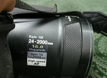 كاميرا نيكون P9000