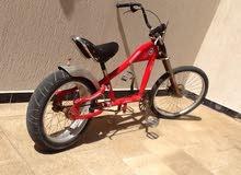 دراجة هارلي الامريكية الاصلية استعمال نضيف وافي حالة ممتازة