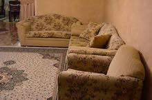 طقم معيشة 9 مقاعد تركي ب 449 دينار فقط والسعر قابل للتفاوض