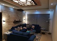 شقة للايجار في اجمل مناطق عبدون الشمالي ، الشقة مفروشة بالكامل، مساحة  110 متر مربع