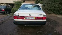Manual White BMW 1992 for sale