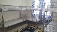 bed space available in al khail gate in al quze 2 for ladies only all ladies in