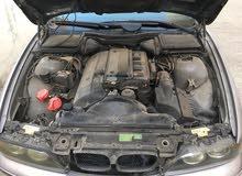 Gasoline Fuel/Power   BMW 520 2000