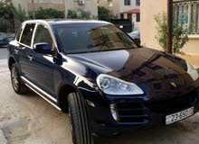 Blue Porsche Cayenne S 2008 for sale
