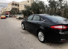 Automatic Black Ford 2015 for rent