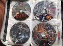 دسكات PS2 مستعملات