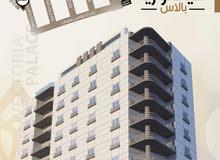 شقه بفيكتوريا شارع ابوقير 110 متر