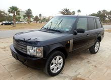 Blue Land Rover Range Rover HSE 2004 for sale