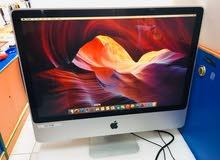 Apple iMac all in one core 2 duo 4gb ram 250GBP hard disk