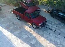 Gasoline Fuel/Power   Toyota Tacoma 2004