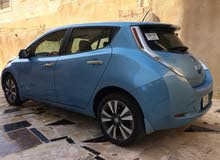 Used Nissan Leaf for sale in Amman