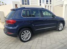 Volkswagen Tiguan car for sale 2015 in Muscat city