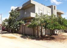 منزل يتكون من 3 شقق فى الكويفيه موقع اماشالله وعلى شارعين والأرض 500 متر