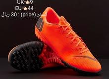 أحذية كرة قدم أصلية من متاجر نايك وأديداس