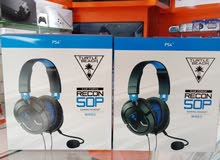Turtle Beach Recon 50 P wired Gaming Headset