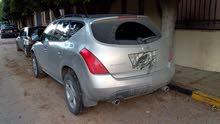 Used condition Nissan Murano 2006 with 130,000 - 139,999 km mileage