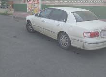 White Kia Opirus 2004 for sale