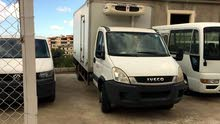 Iveco Diesel 7Tons Refrigerator 2014 like new GCC