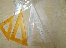 مثلثات هندسية ماركة المانية lyra orlow اصلية