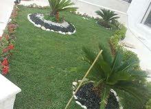 تنسيق الحدائق بأفخم تصاميم الديكورات