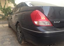 km mileage Samsung SM 7 for sale