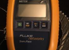 جهاز قياس فلوك اختبار شبكات