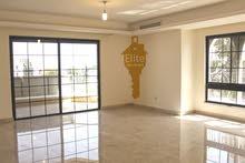 شقه طابق اخير مع روف للبيع في الاردن - عمان - أم أذينه مساحتها 330 م