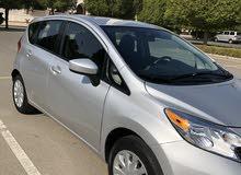 Gasoline Fuel/Power   Nissan Versa 2016