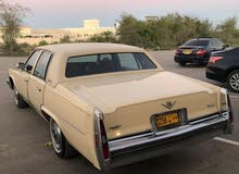 Automatic Cadillac 1979 for sale - Used - Muscat city
