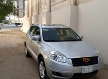 EXCELLIENT GEELY JEEP GX7 FULL OPTION FOR URGENT SALE