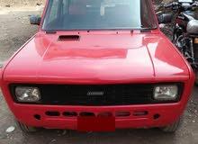 نصر 128 موديل 1991 لون احمر