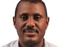 احمد سوداني بكالوريوس تكنولوجيا الأغذية وحاصل علي شهادات ألهاسب ونظام إدارة سلام