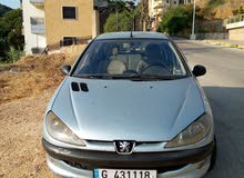peugeot 206 manual for sale