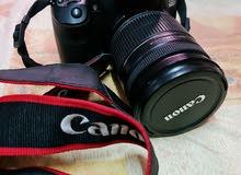 كاميرا كانون 60d