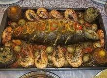 طباخ محترف  فی الطبخ العربی والفرنسی
