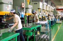 مطلوب عمال انتاج بمرتب3500