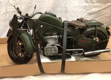 Classic Military Motorcycle-دراجة نارية عسكرية
